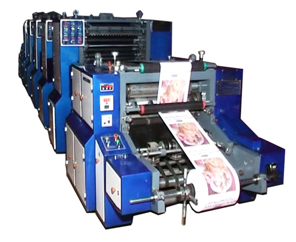 Pioneers In The Industry We Are Offering An Excellent Range Of Reel To Packet Printing Machine These Industrial Machines Manufactured Using High Grade